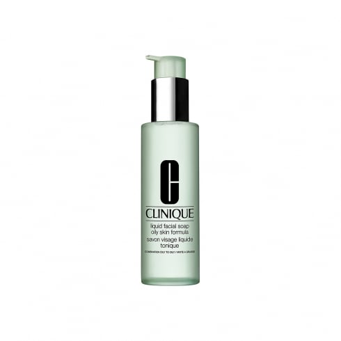 Clinique Cleansing Range Liquid Facial Soap 200ml (Mild)