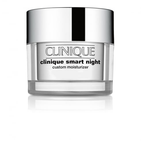 Clinique Smart Night - Custom Repair Moisturiser (Dry/Combination Skin) 50ml