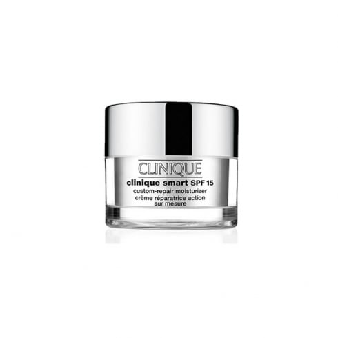 Clinique Smart SPF15 Custom Repair Moisturizer Very Dry To Dry Skin 50ml