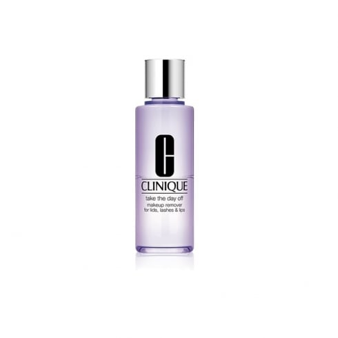Clinique Take The Day Off Makeup Remover For Lids Lashes And Lips 200ml
