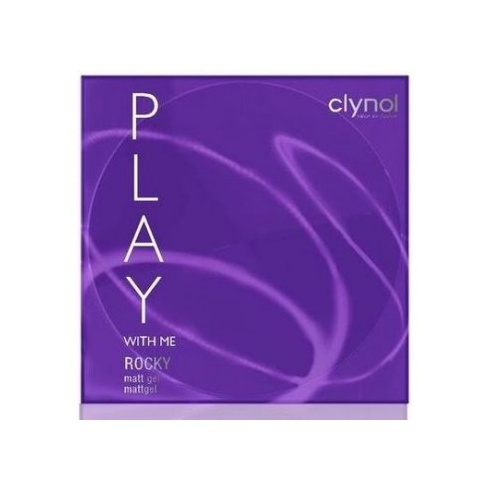 Clynol Play With Me Rocky Matt Gel 75ml