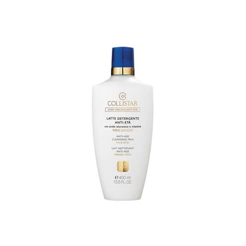 Collistar Anti Age Cleansing Milk Face and Eyes 400ml