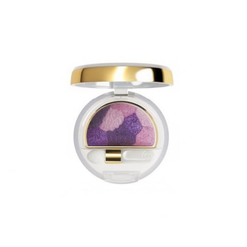 Collistar Double Effect Eyeshadow Wet And Dry 16 Patchwork Violet