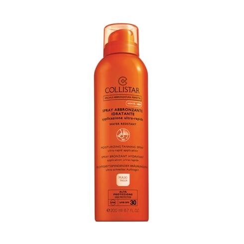 Collistar Moisturising Tanning Spray 200ml SPF 30