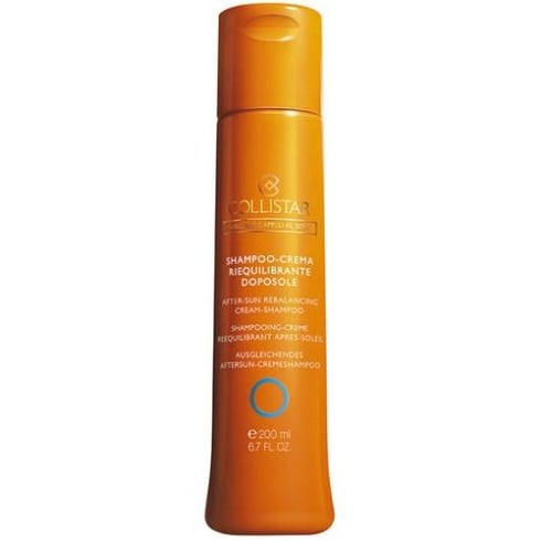 Collistar Perfect Tanning After Sun Rebalancing Cream Shampoo 200ml