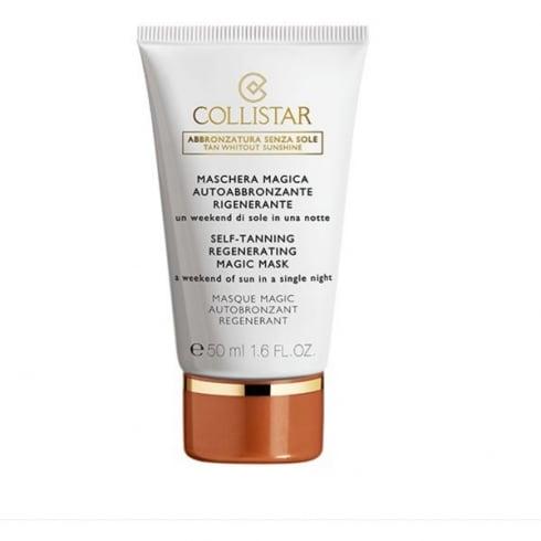 Collistar Self Tanning Regenerating Magic Mask 50ml