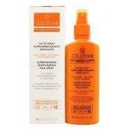 Collistar Supertanning Moisturising 200ml Milk Spray - SPF 15