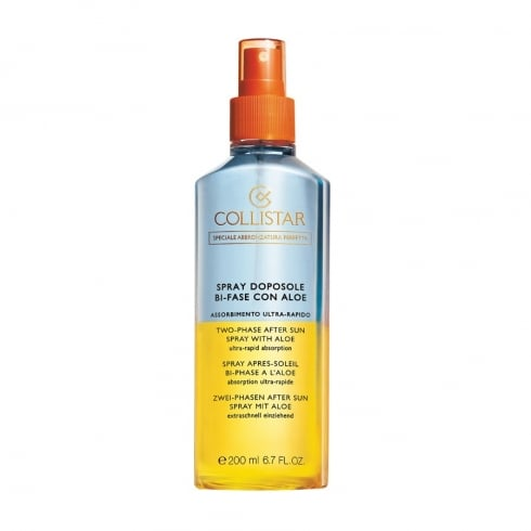 Collistar TWO-PHASE AFTER SUN SPRAY 200ML    WITH ALOE