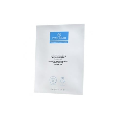 Collistar ULTRA-WHITENING AND BRIGHTENING MASK 15G FACE + NECK