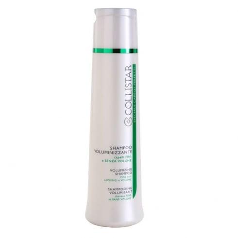 Collistar Volumizing Shampoo Fine Hair Lacking In Volume 250ml