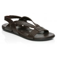 Unze Comfort Women Women Sandals - Brown
