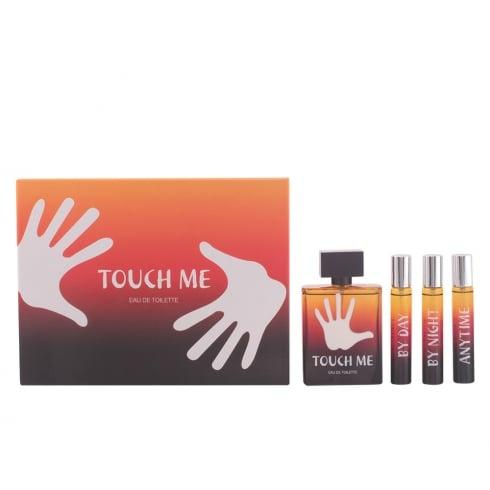Concept V Design Touch Me EDT Spray 100ml Set 4 Pieces 2014