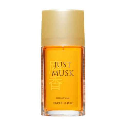 Coty Just Musk Cologne Spray 100ml (Unboxed)