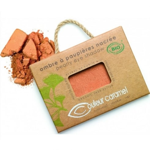 Couleur Caramel Eye Shadow 07 Cuivré Copper