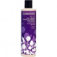 Cowshed Lazy Cow 300ml 2 in 1 Rich Shampoo and Conditioner