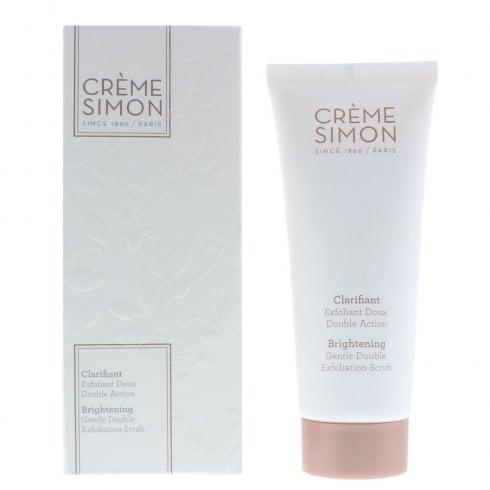 Creme Simon Cs Gentle Double Exfoliation Scrub 75ml