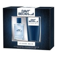 David Beckham Beckham Classic Blue EDT 40ml Gift Set