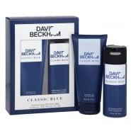 David Beckham Classic Blue 40ml EDT Spray / 150ml Deodorant Spray