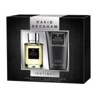 David Beckham Instinct 50ml EDT Spray / 150ml Deodorant Spray