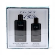 Davidoff Cool Water 125ml EDT/75ml Aftershave