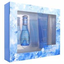 Davidoff  Cool Water Woman Gift Set 30ml EDT + 75ml Shower Gel