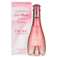 Davidoff Cool Water Woman Sea Rose Pacific Summer Edition EDT 100ml Spray