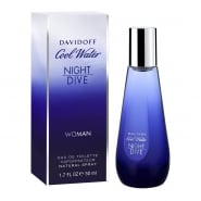 Davidoff Cool Water Women Night Dive 80ml EDT Spray