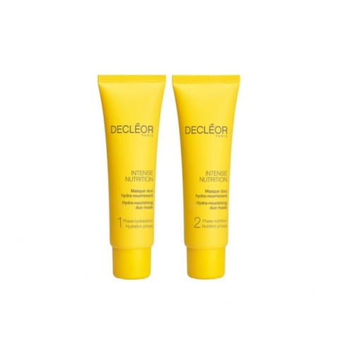 Decleor Intense Nutrition Hydra Nourishing Duo Mask 2x25ml