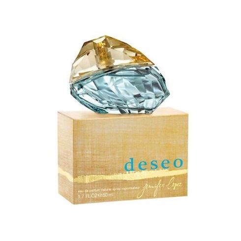 JLO Deseo Eau De Parfum Natural Spray 50ml