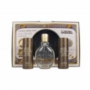 Diesel Fuel For Life Gift Set 50ml EDT + 100ml Shower Gel