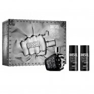 Diesel Only the Brave Tattoo Gift Set 50ml EDT + 100ml Shower Gel