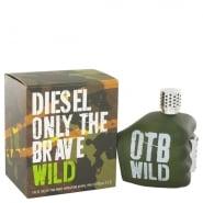 Diesel Only The Brave Wild EDT 75ml Spray