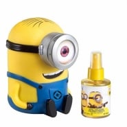 Disney Minions Cool Cologne Spray 100ml Set 2 Pieces