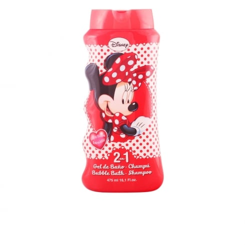 Disney Minnie Shower Gel And Shampoo 475ml