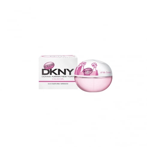 DKNY Be Delicious City Chelsea Girl EDT 50ml Spray