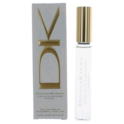 DKNY Liquid Cashmere White EDP 10ml Rollerball
