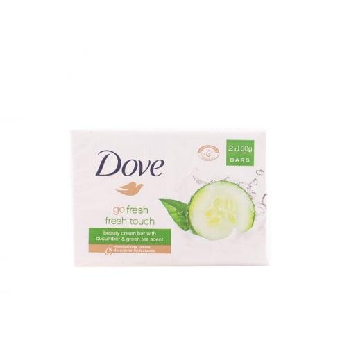 Dove Go Fresh Fresh Touch Beauty Cream Bar 2x100g