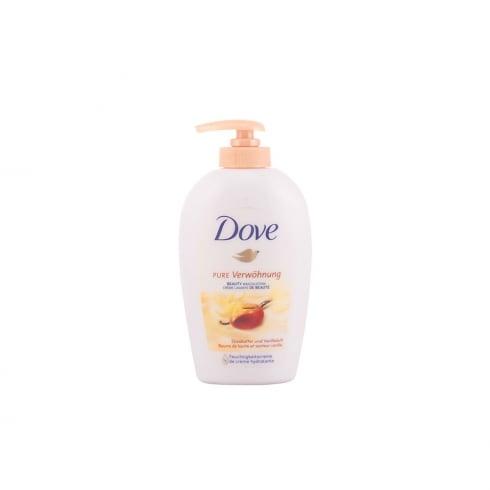 Dove Pure Shea Butter With Warm Vanilla Hand Wash 250ml