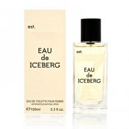 Eau de Iceberg Pour Femme 100ml EDT Spray