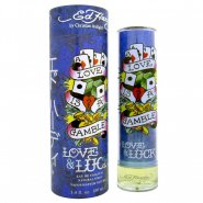 Ed Hardy Love And Luck Mens 30ml EDT Spray