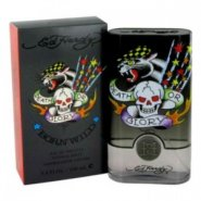 Ed Hardy Men Born Wild 100ml EDT Spray