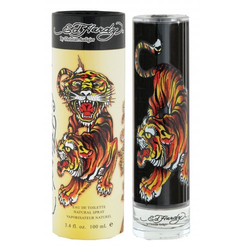 Ed Hardy Original Eau De Toilette for Men 100ml