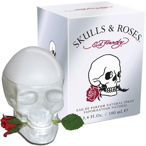 Ed Hardy Skulls & Roses 100ml EDP Spray