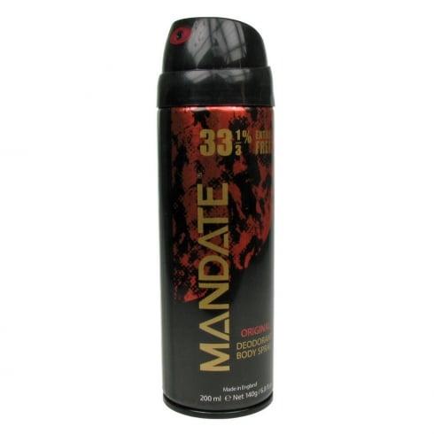 Eden Classic Mandate Body Spray 200ml