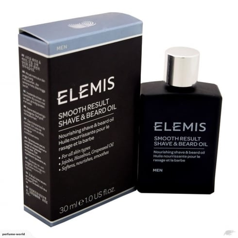 Elemis Smooth Result Shave & Beard Oil 30ml