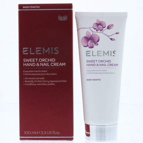 Elemis Sweet Orchid Hand & Nail Cream 100ml