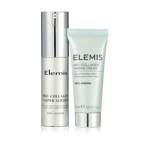 Elemis Voyage Of Discovery 6Pc Set Cream Cleanser 30ml & Exfoliator
