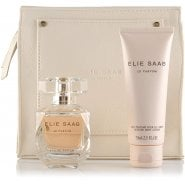 Elie Saab Girl Of Now Giftset EDP Spray 50ml/Body Lotion 75ml/ Trousse Pouch