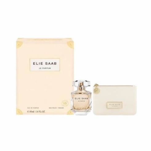 Elie Saab Le Parfum EDP Spray 50ml Set 2 Pieces