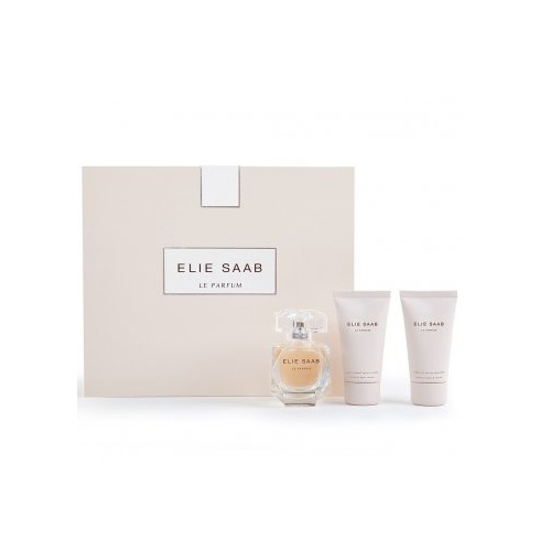 Elie Saab Le Parfum Gift Set 50ml EDP + 75ml Body Lotion + 75ml Shower Gel